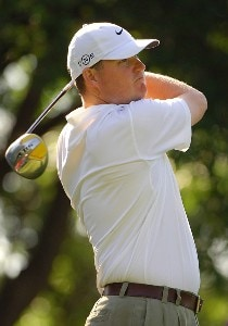 Chad Campbell during second round of the Bank of America Colonial held at the Colonial Country Club on Tuesday, May 19, 2006 in Ft. Worth, TexasPhoto by Marc Feldman/WireImage.com