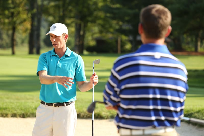 Big Break Academy Greenbrier, Michael Breed and Mark Silvers