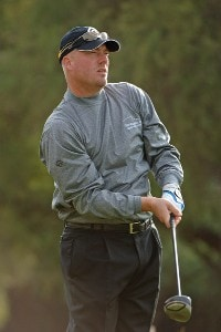 Brett Wetterich during the first round of the FBR Open on Thursday, February 1, 2007 in Scottsdale, Arizona PGA TOUR - 2007 FBR Open - First RoundPhoto by Marc Feldman/WireImage.com