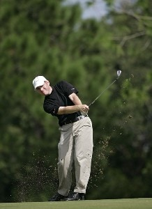 Troy Matteson during the third round of the Chrysler Championship at the Westin Innisbrook Resort on the Copperhead Course in Palm Harbor, Florida on October 28, 2006. PGA TOUR - 2006 Chrysler Championship - Third RoundPhoto by Michael Cohen/WireImage.com