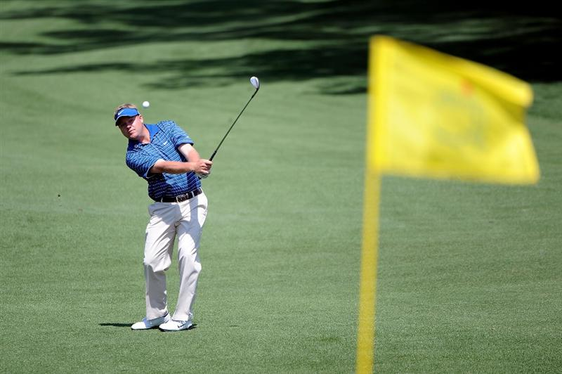 AUGUSTA, GA - APRIL 10:  Carl Pettersson of Sweden hits a shot to the second hole during the second round of the 2009 Masters Tournament at Augusta National Golf Club on April 10, 2009 in Augusta, Georgia.  (Photo by Harry How/Getty Images)