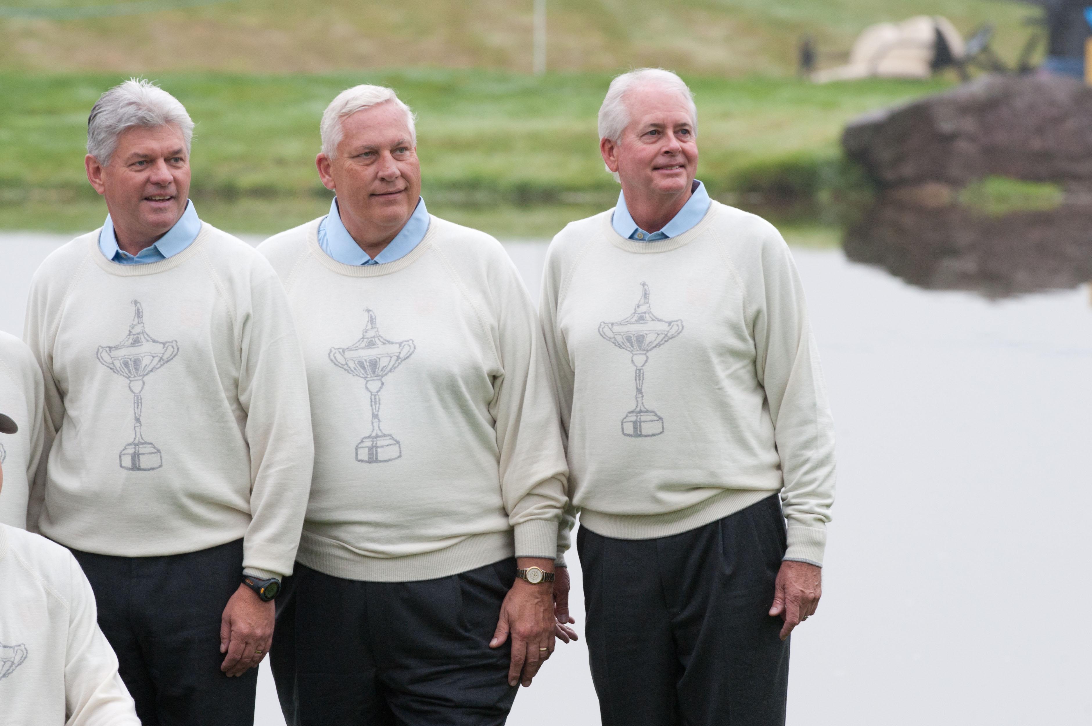 Jim Remy, Allen Wronowski, Ted Bishop