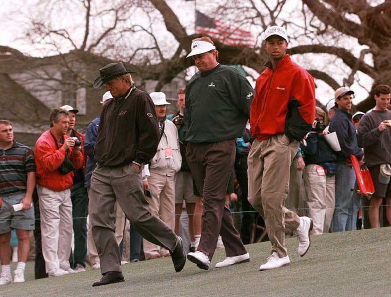 1996 Masters, MC