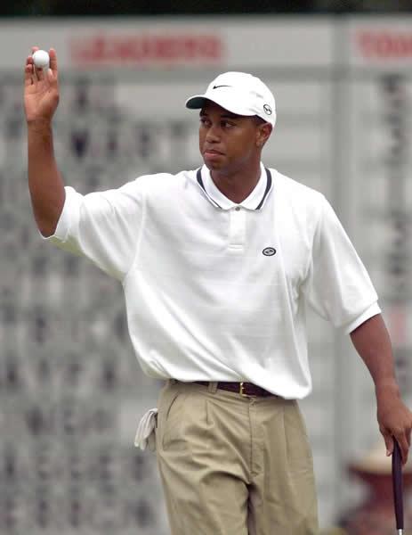 Round 3: Tiger Woods