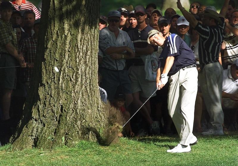 Sergio Garcia, 1999 PGA Championship