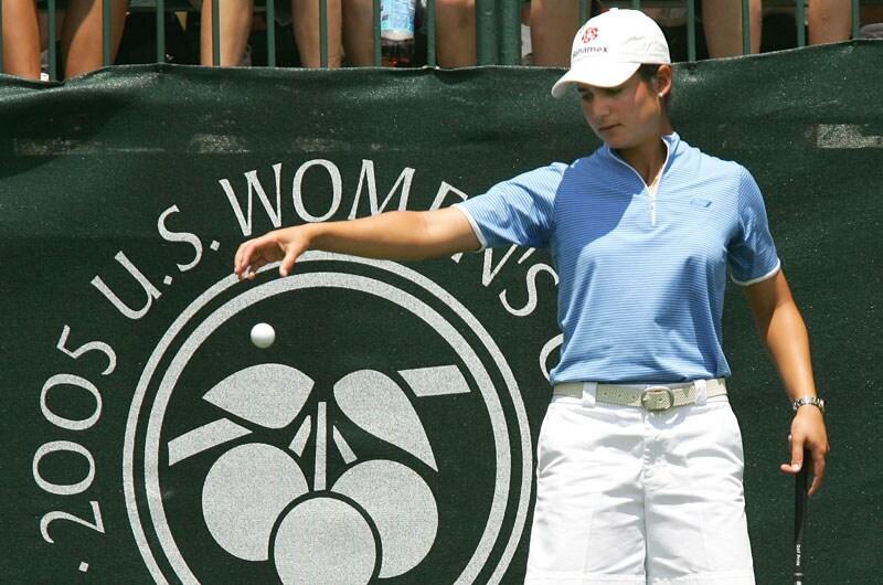Lorena Ochoa, 2005 U.S. Women's Open