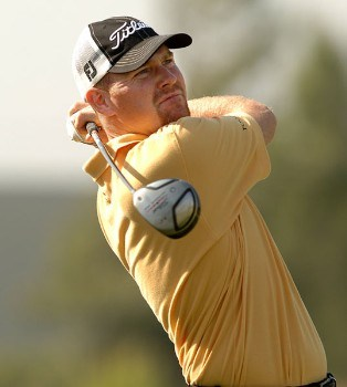 Troy Matteson in action during the second round of the 2005 Mark Christopher Charity Classic Presented by Adelphia at Empire Lakes Golf Course in Rancho Cucamonga, California September 16, 2005.Photo by Steve Grayson/WireImage.com