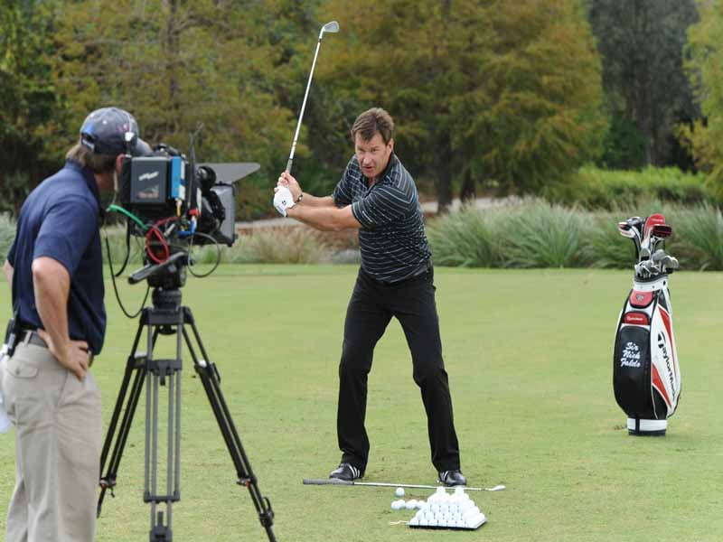 Sir Nick Faldo, Nick Faldo, 7 Nights at The Academy