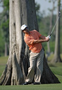 Chris Couch during the second round of the Zurich Classic of New Orleans on Friday April 20, 2007 at the TPC Louisiana in Avondale, Louisiana PGA TOUR - 2007 Zurich Classic of New Orleans - Second RoundPhoto by Marc Feldman/WireImage.com