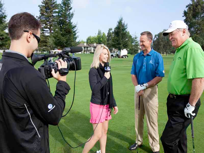 Win McMurry, Johnny Miller, Michael Breed, 7 Nights at The Academy