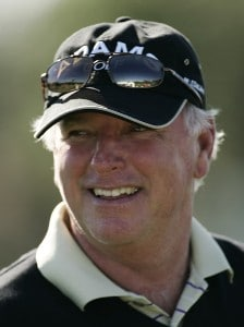 Tom Jenkins during the first round of the ACE Group Classic held at the Quail West Country Club in Naples, Florida on Friday, February 23, 2007. Photo by Sam Greenwood/WireImage.com