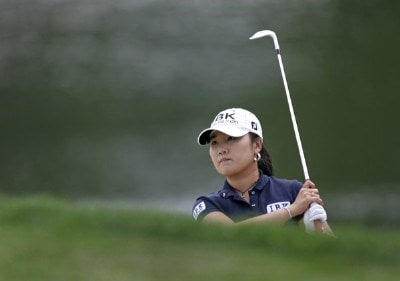 Jeong Jang in action during The Michelob Ultra Open at Kingsmill Resort & Spa, Williamsburg, Va., Sunday May 14th, 2006.Photo by Hunter Martin/WireImage.com