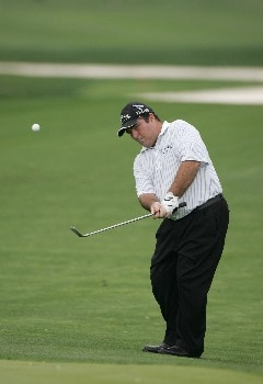 Craig Parry during the third round for THE PLAYERS Championship at the Tournament Players Club at Sawgrass in Ponte Vedra Beach, Florida on March 27 , 2005.