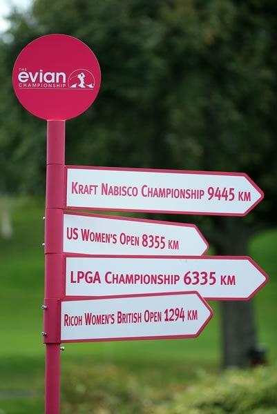 Evian Championship