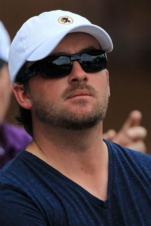 AUGUSTA, GA - APRIL 09:  Graeme McDowell of Northern Ireland watches the play during the third round of the 2011 Masters Tournament at Augusta National Golf Club on April 9, 2011 in Augusta, Georgia.  (Photo by David Cannon/Getty Images)