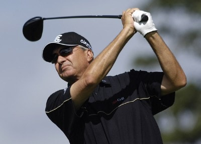 Don Pooley during the first round of the JELD-WEN Tradition at The Reserve Vineyards & Golf Club in Aloha, Oregon on Thursday, August 24, 2006.Photo by Steve Levin/WireImage.com