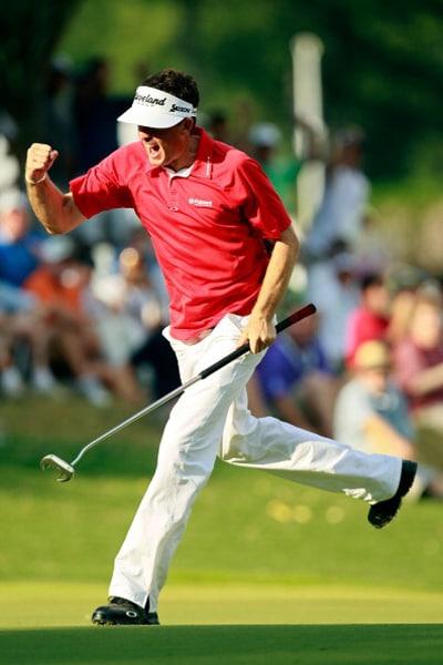 Keegan Bradley, 2011 PGA Championship