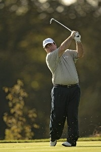 Craig Parry during the third round of the 2006 WGC American Express Championship held at the Grove Golf Club in Watford, Great Britain on September 30, 2006. PGA TOUR - WGC - 2006 American Express Championship - Third RoundPhoto by Pete Fontaine/WireImage.com