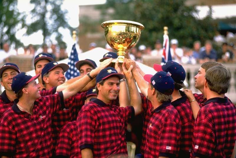 U.S. team, 1996 Presidents Cup