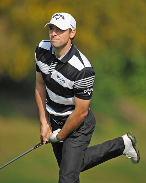Oliver Wilson at the 2012 Open de Andalucia Costa del Sol