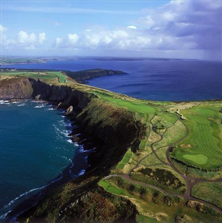 Old Head of Kinsale Golf Course, Co. Cork