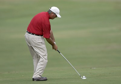 Paul Goydos during the third round of the Chrysler Championship at the Westin Innisbrook Resort on the Copperhead Course in Palm Harbor, Florida on October 28, 2006. PGA TOUR - 2006 Chrysler Championship - Third RoundPhoto by Michael Cohen/WireImage.com