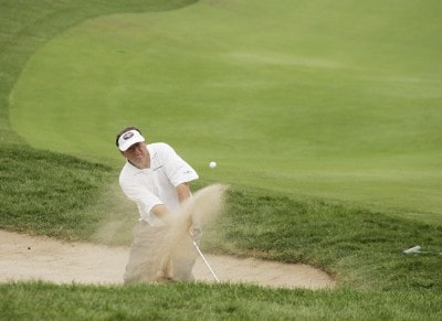 Joey Sindelar during the second round of the Canadian Open held on the North Course at Angus Glen Golf Club in Markham, Ontario, Canada, on July 27, 2007. PGA TOUR - 2007 Canadian Open - Second RoundPhoto by S. Badz/WireImage.com