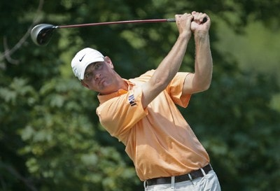 Lucas Glover during the third round of the Buick Open held at Warwick Hills Golf & Country Club in Grand Blanc, Michigan, on June 30, 2007. Photo by: Chris Condon/PGA TOURPhoto by: Chris Condon/PGA TOUR