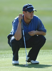 Jeff Quinney during the second round of the FBR Open at the TPC Scottsdale on Friday, February 2, 2007 in Scottsdale, Arizona. PGA TOUR - 2007 FBR Open - Second RoundPhoto by Marc Feldman/WireImage.com