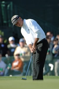 Corey Pavin during the second round of the FBR Open at the TPC Scottsdale on Friday, February 2, 2007 in Scottsdale, Arizona PGA TOUR - 2007 FBR Open - Second RoundPhoto by Marc Feldman/WireImage.com