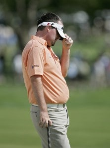 Kenneth Ferrie during the second round of the 2006 U.S. Open Golf Championship at Winged Foot Golf Club in Mamaroneck, New York on June 16, 2006.Photo by Michael Cohen/WireImage.com