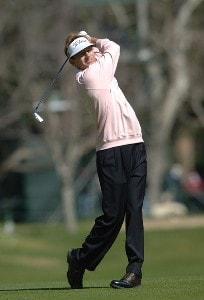 Brad Faxon in action during the final round of 2006 Nissan Open Presented by Countrywide at Riviera Country Club in Pacific Palisades, California February 19, 2006.Photo by Steve Grayson/WireImage.com