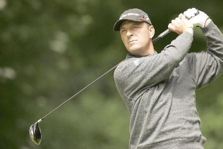 Gary Emerson during the final round of the 2005 KLM Open at Hilversumsche Golf Club. June 12, 2005Photo by Pete Fontaine/WireImage.com