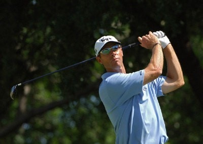 Jeff Brehaut  during first round of the Bank of America Colonial held at the Colonial Country Club on Monday, May 18, 2006 in Ft. Worth, TexasPhoto by Marc Feldman/WireImage.com