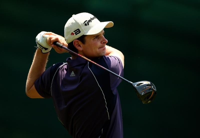 SUN CITY, SOUTH AFRICA - DECEMBER 03:  Justin Rose of England in action during the pro-am for the Nedbank Golf Challenge at the Gary Player Country Club on December 3, 2008 in Sun City, South Africa.  (Photo by Richard Heathcote/Getty Images)