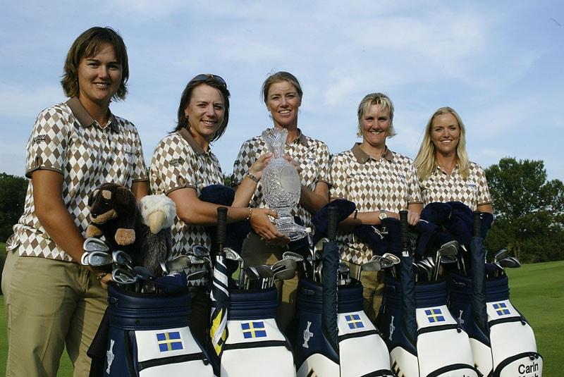 Annika Sorenstam, 2002 Solheim Cup
