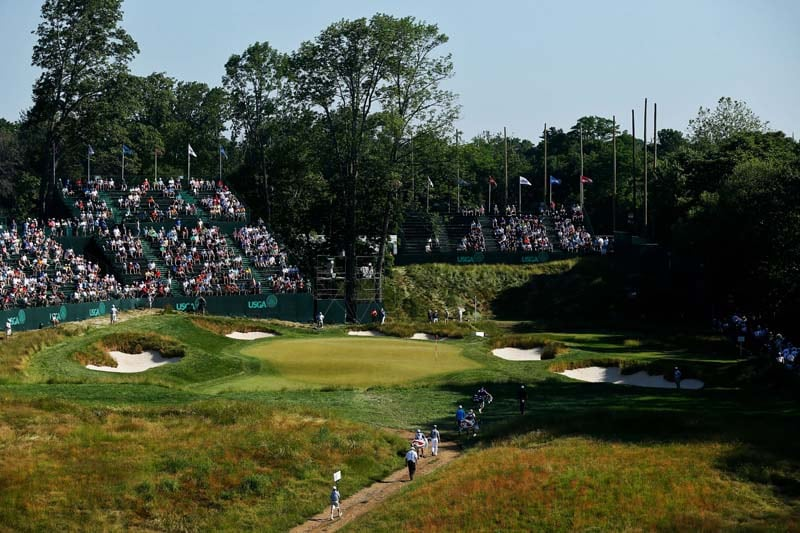 113th U.S. Open at Merion Golf Club