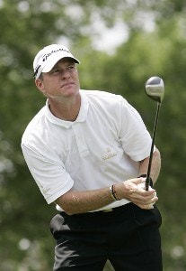 Scott Verplank during the fourth and final round of the EDS Byron Nelson Championship held on the Tournament Players Course at TPC Four Seasons Resort Las Colinas in Irving, Texas, on April 29, 2007. Photo by: Stan Badz/PGA TOURPhoto by: Stan Badz/PGA TOUR