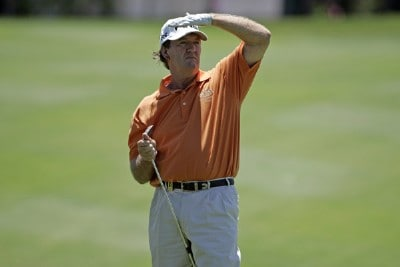 Bob Gilder during the first round of the Boeing Championship at Sandestin at Raven Golf Club in Destin, Florida on May 12, 2006.Photo by Michael Cohen/WireImage.com