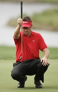 Robert Allenby during the second round of the Honda Classic on the Champion Course at PGA National in Palm Beach Gardens, Florida on Friday, March 2, 2007. PGA TOUR - The 2007 Honda Classic - Second RoundPhoto by Sam Greenwood/WireImage.com