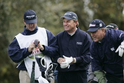 Nick Price during the first round of the Outback Steakhouse Pro-Am held at TPC Tampa Bay in Lutz, Florida, on February 16, 2007. Photo by: Stan Badz/PGA TOURPhoto by: Stan Badz/PGA TOUR