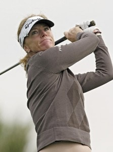 Helen Alfredsson during second round action at the Kraft Nabisco Championship at The Mission Hills Country Club in Rancho Mirage, California on Friday, March 31, 2006.Photo by Steve Levin/WireImage.com