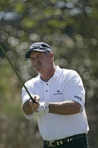 R.W. Eaks during the final round of the ACE Group Classic held at the TwinEagles GC in Naples, Florida on Sunday, February 19, 2006.Photo by Sam Greenwood/WireImage.com