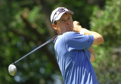 Bob Estes during first round of the Bank of America Colonial held at the Colonial Country Club on Monday, May 18, 2006 in Ft. Worth, TexasPhoto by Marc Feldman/WireImage.com