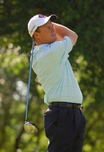 Joe Durant during second round of the Bank of America Colonial held at the Colonial Country Club on Tuesday, May 19, 2006 in Ft. Worth, TexasPhoto by Marc Feldman/WireImage.com
