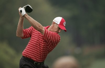 Craig Perks during the first round of the 2007 Wachovia Championship held at Quail Hollow Country Club in Charlotte, North Carolina on May 3, 2007. PGA TOUR - 2007 Wachovia Championship - First RoundPhoto by Sam Greenwood/WireImage.com