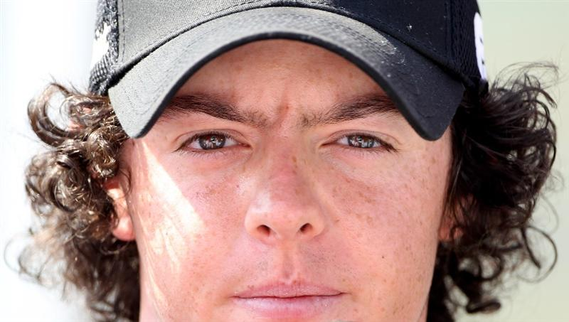 ABU DHABI, UNITED ARAB EMIRATES - JANUARY 22:  Rory McIlroy of Northern Ireland pictured after the second round of The Abu Dhabi Golf Championship at Abu Dhabi Golf Club on January 22, 2010 in Abu Dhabi, United Arab Emirates.  (Photo by Andrew Redington/Getty Images)