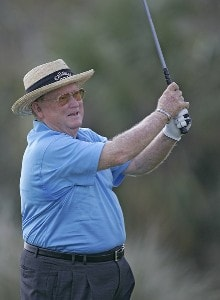 Bob Murphy during the first round of the ACE Group Classic held at the TwinEagles GC in Naples, Florida on February 17, 2006.Photo by Sam Greenwood/WireImage.com