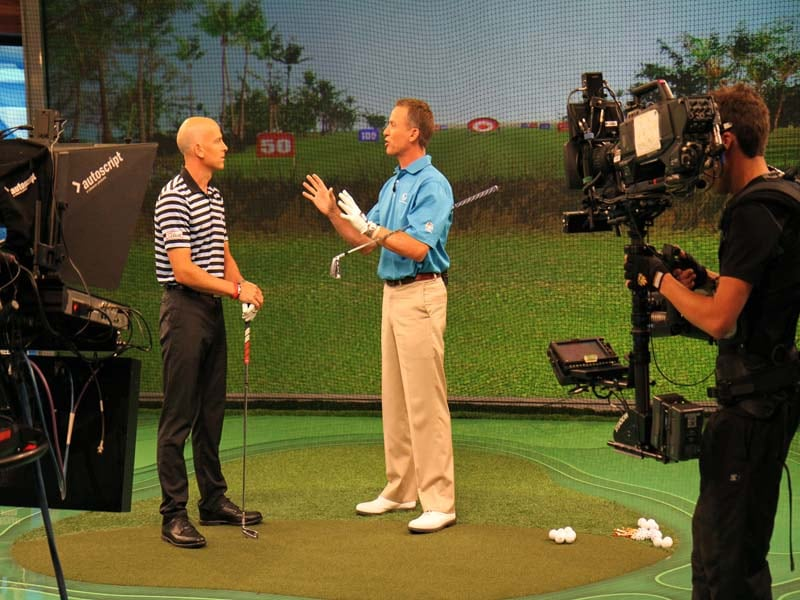 Michael Breed; The Golf Fix; Major Dan Rooney