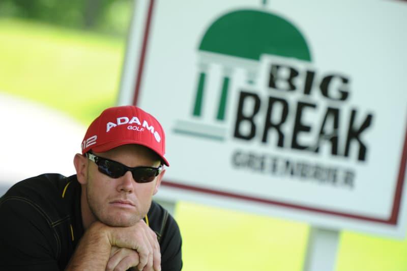 Big Break Greenbrier, Ray Beaufils
